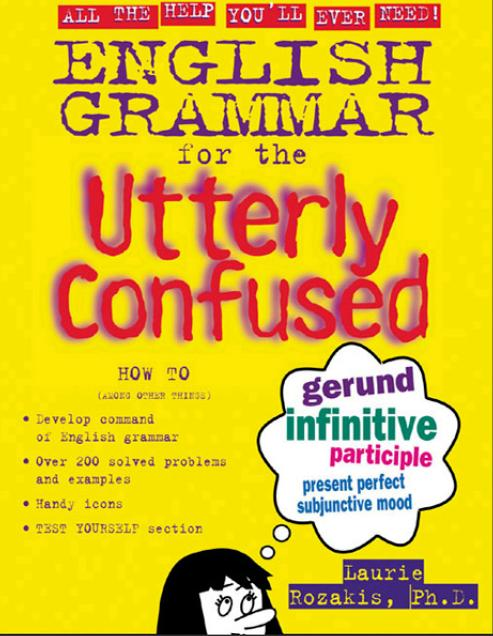 McGraw.Hill,.English.Grammar.for.The.Utterly.Confused.  (2003)